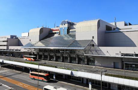 東京国際空港 西旅客ターミナルビル