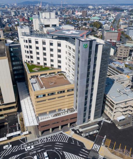 広島大学病院病棟