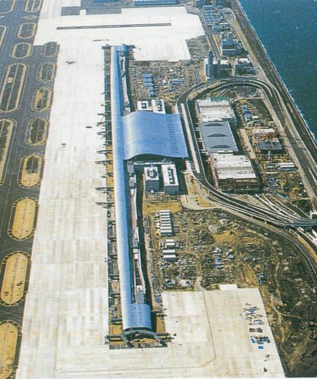 関西国際空港ターミナルビル