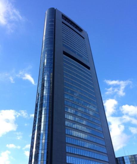 汐留メディアタワー